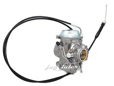 Carburetor & Throttle Cable For Polaris Sportsman 500 1996