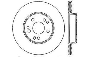C-TEK Standard Disc Brake Rotor-Preferred fits 1990-1995