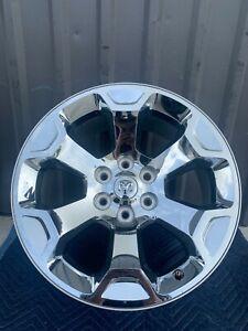 Dodge Ram 20 Inch Chrome Clad Wheels : dodge, chrome, wheels, 2019-2020, Dodge, Chrome, Original, Wheel,, SUPER, CLEAN