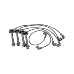 Ignition Spark Plug Wire Set For 84-87 Toyota Corolla AE86