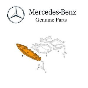 For Mercedes W204 GLK250 GLK350 Front Center Engine