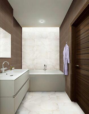 arabescato gold 12 in x 24 in ceramic floor and wall tile 1 19 sqft bathroom ebay