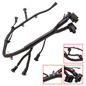 Diesel V8 Fuel Injector Wire Harness For Ford F250 350