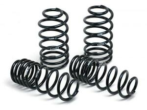 H&R Sport Front And Rear Lowering Coil Springs For 95-99