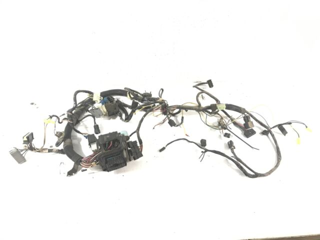 Jeep Wrangler YJ Interior Dash Inside Wiring Harness