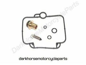 Carburetor Carb Repair Rebuild Kit Suzuki DR250 DR350 K&L