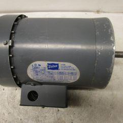 Doerr Electric Motor Lr24684 Wiring Diagram Ls1 Starter Air Compressor 60 Hz 115230 Volts Century B383 Ebay 1 Hp Single Phase 1725rpm Frame J56h