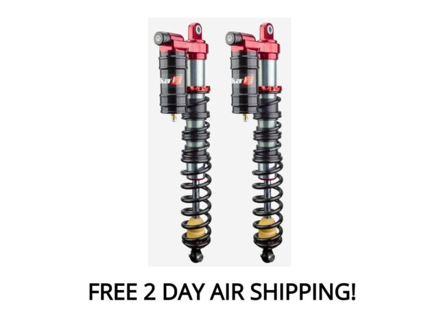 Elka Legacy 3 Front Shocks Suspension Kit Honda TRX 700XX