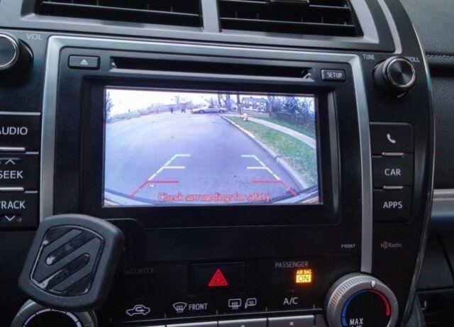 2007 F150 Radio Wiring Diagram Toyota Rear Backup Camera Kit For Camry Corolla Prius Rav4