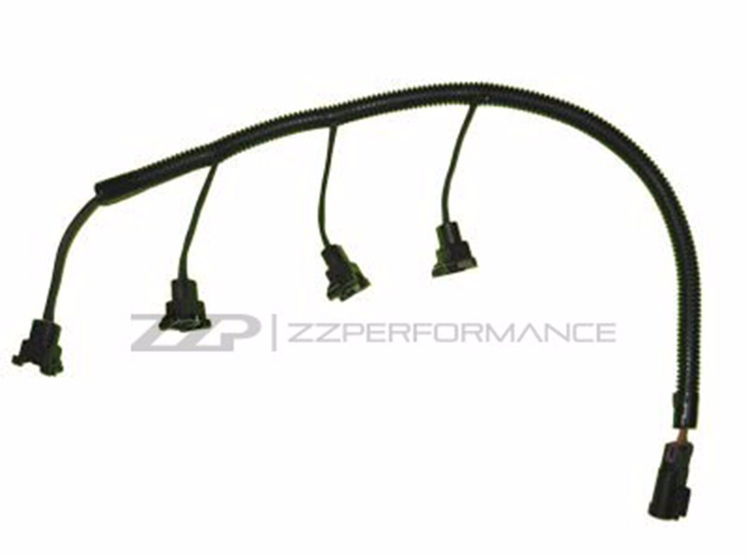 Zzperformance Lsj 2 0 Ev1 Fuel Injector Upgrade Adaptor Harness Cobalt Ss Ion
