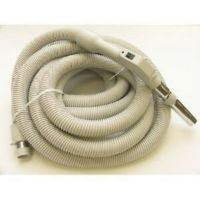 Central Vacuum Low Voltage Hose 30ft With On/Off Switch | eBay