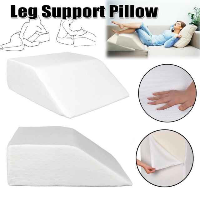 bedding contour legacy leg pillow bed
