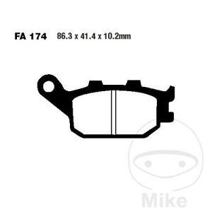 EBC HH Sintered Rear Brake Pads FA174HH Suzuki GSF 650 A