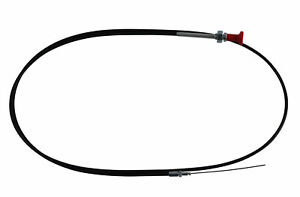NEW FUEL LINE SHUT OFF CABLE FITS JOHN DEERE TRACTOR 2750