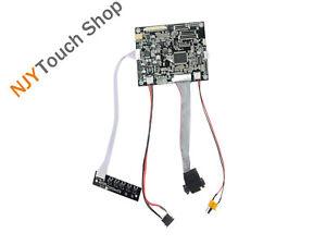KYV-N3 V1 HDMI VGA AV LCD Controller Board For HJ080IA-01B