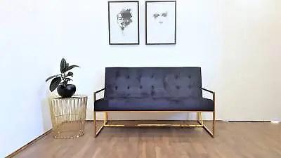 sofa lounge gumtree perth repair chennai ambattur navy blue manhattan velvet hire 300 each