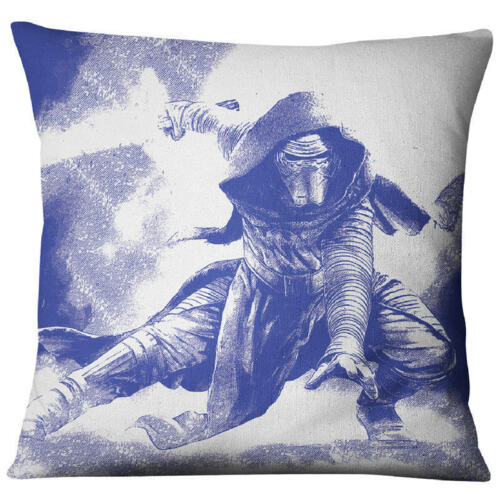 star wars movie cushion covers painting darth vader cushion cover pillow case indian south asian home decor pillows uniforce home garden