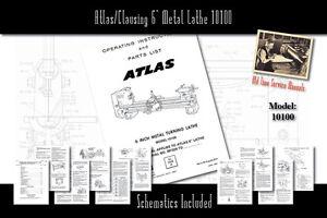 Atlas/Clausing 6