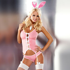 Bunny Suit Bunny Costume Sexy Outfit Made By Obsessive