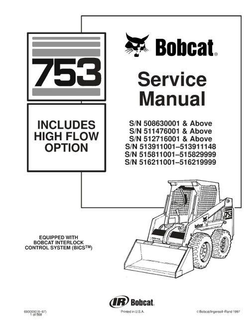 small resolution of bobcat interlock control system wiring schematic