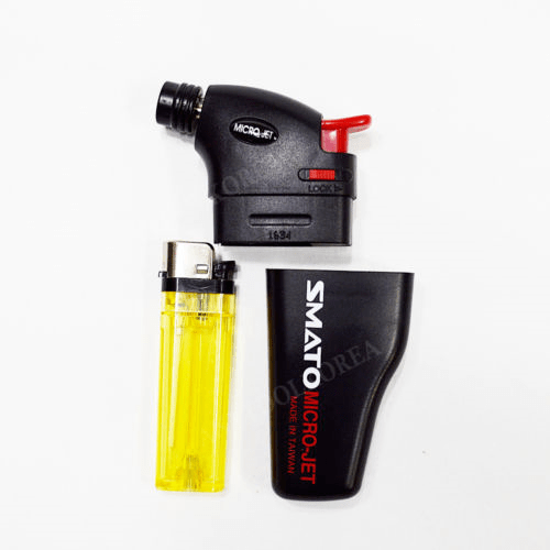 Iroda Micro-Jet Tool SMATO MJ-300 Auto Ignition Gas Lighter Torch BLUE   eBay