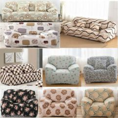 Chair Covers Sofa X1 Office 1 4 Seater Stretch Couch Slip Image Is Loading