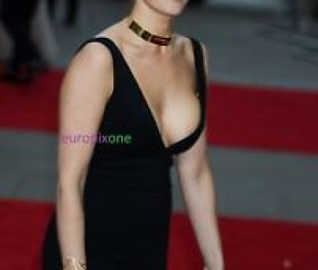 Gemma Arterton Hot Cleavage Two Sexy A Size Glossy Photos Ebay