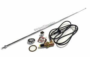 70 71 72 73 74 Cuda Barracuda Complete Antenna Correct