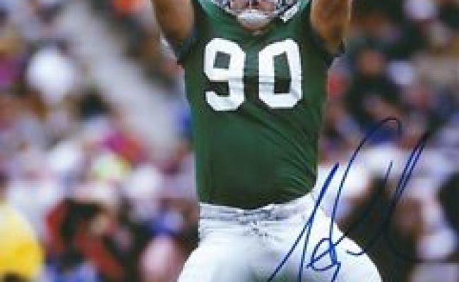 Autographed Mike Golic Philadelphia Eagles 8x10 Photo W