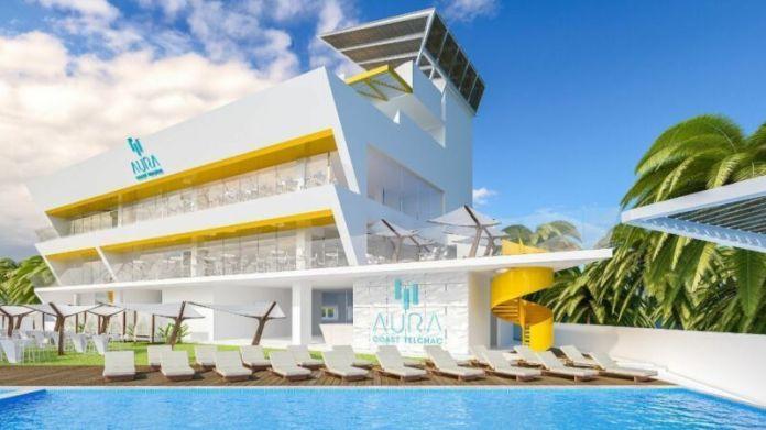 Preventa de departamentos de lujo Aura Coast Telchac, mod. A | Telchac  Puerto | Vivanuncios