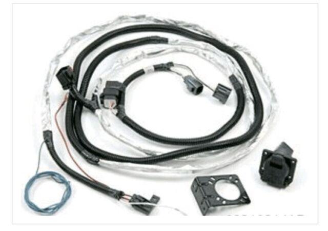 2007-2018 Jeep Wrangler Jk 7 Pin Trailer Tow Wiring