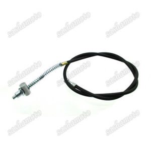 Front brake Cable w Drum Brake For YAMAHA Y-Zinger 50 PY50