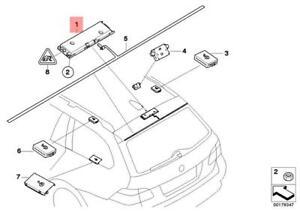 Genuine BMW 5 SERIES E61 E61 LCI ANTENNA AMPLIFIER