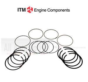 Engine Piston Ring Set Std Size fits 2003-2005 Mitsubishi