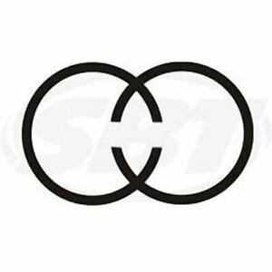 Polaris Piston-Ring Set 0.5m Rebuild777/800DI/1200