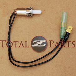 1971 Datsun 510 Wiring Diagram Battery For Yamaha Golf Cart 1978 280z Light 240z 260z 620 Door Dome Pin Switch Nos Ebayimage