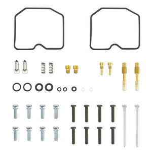Carburetor Repair Rebuild Kit Fit for Kawasaki EX250F