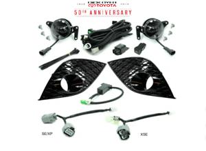 2018-2020 TOYOTA CAMRY SE LED FOG LAMP KIT (00016-32099-SE