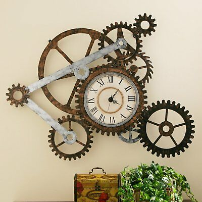giant wall clock extra