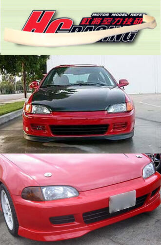 92 Eg Hatch : hatch, Exterior, Styling, HONDA, CIVIC, 92-95, FRONT, SPLITTER, SPOILER, COUPE, HATCH, Z0036, Guidohof