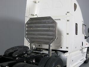 billet aluminum rear headache rack for
