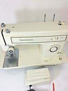 Sears Kenmore 158 Sewing Machine : sears, kenmore, sewing, machine, Sears, Kenmore, Roebuck, Model, Sewing, Machine, 158-12290