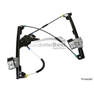 One New Genuine Window Regulator Front Left 1E0837461 for