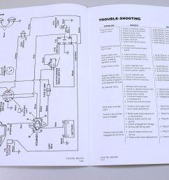ford 16 hp yard tractor lawn garden service repair shop manual model 09gn 2151 ebay [ 1400 x 933 Pixel ]