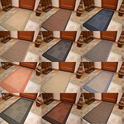 Kitchen Floor Rugs Decoration Flat Weave Hardwearing Sisal Effect For Floors Image Is Loading