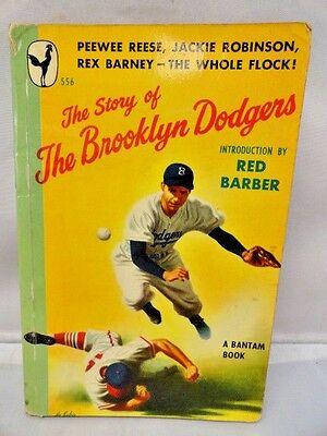 Brooklyn Ball Barber Real Or Fake : brooklyn, barber, Story, Brooklyn, Dodgers, Bantam, Paperback