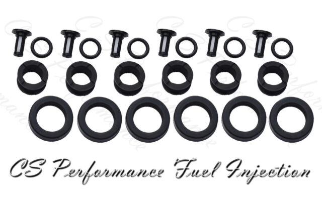 Fuel Injectors Rebuild Repair Kit fits 1996-1998 Honda