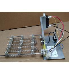 lennox ahsa05a 1 40k65 5 3 8 kw electric heat kit w fuse block 208 240 60 1 for sale online [ 1000 x 1000 Pixel ]