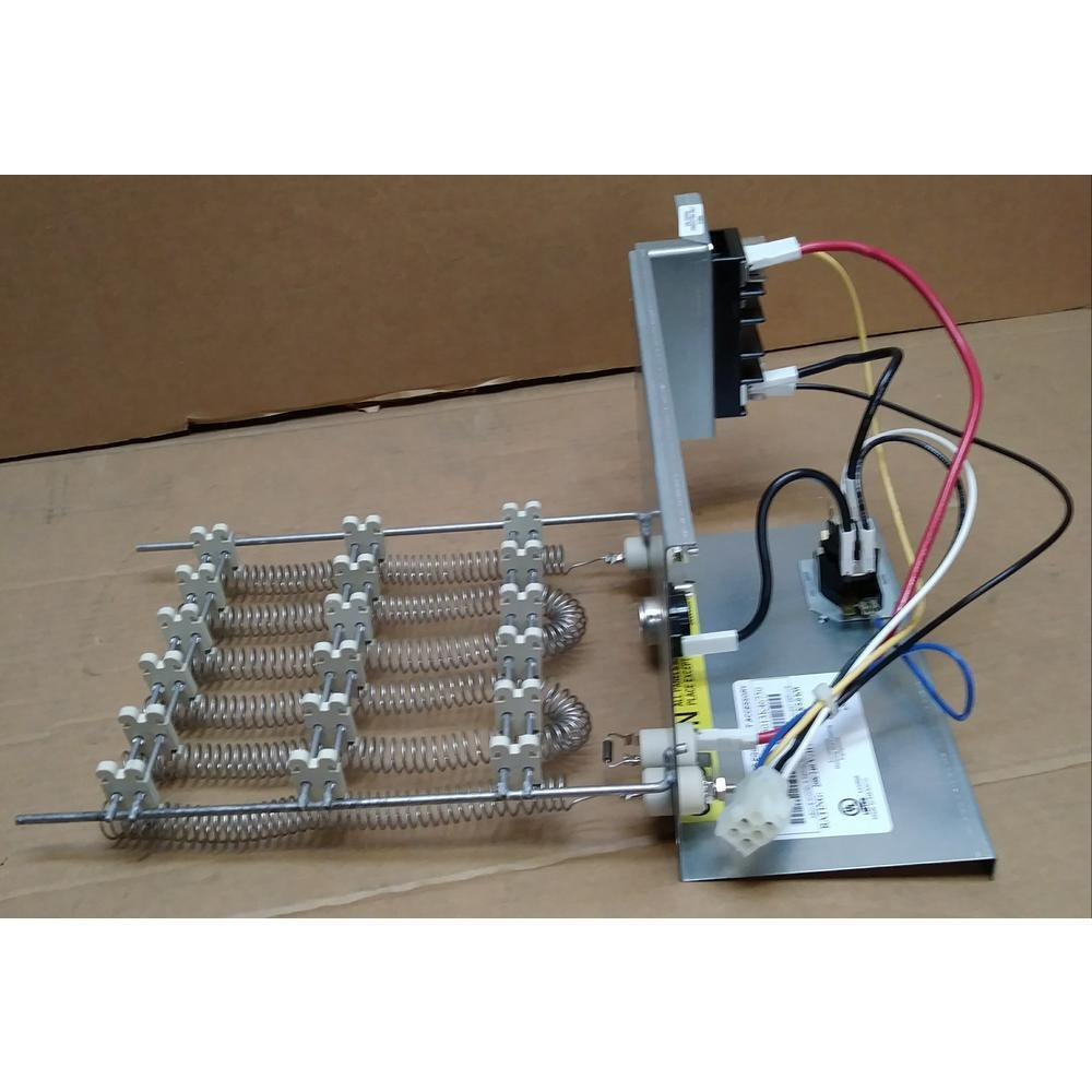 hight resolution of lennox ahsa05a 1 40k65 5 3 8 kw electric heat kit w fuse block 208 240 60 1 for sale online