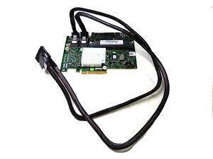 Dell HCR2Y H700 Raid Controller w/ 1GB Cache & Cables For